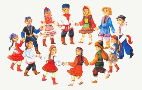 Вебинар Многонациональная Россия